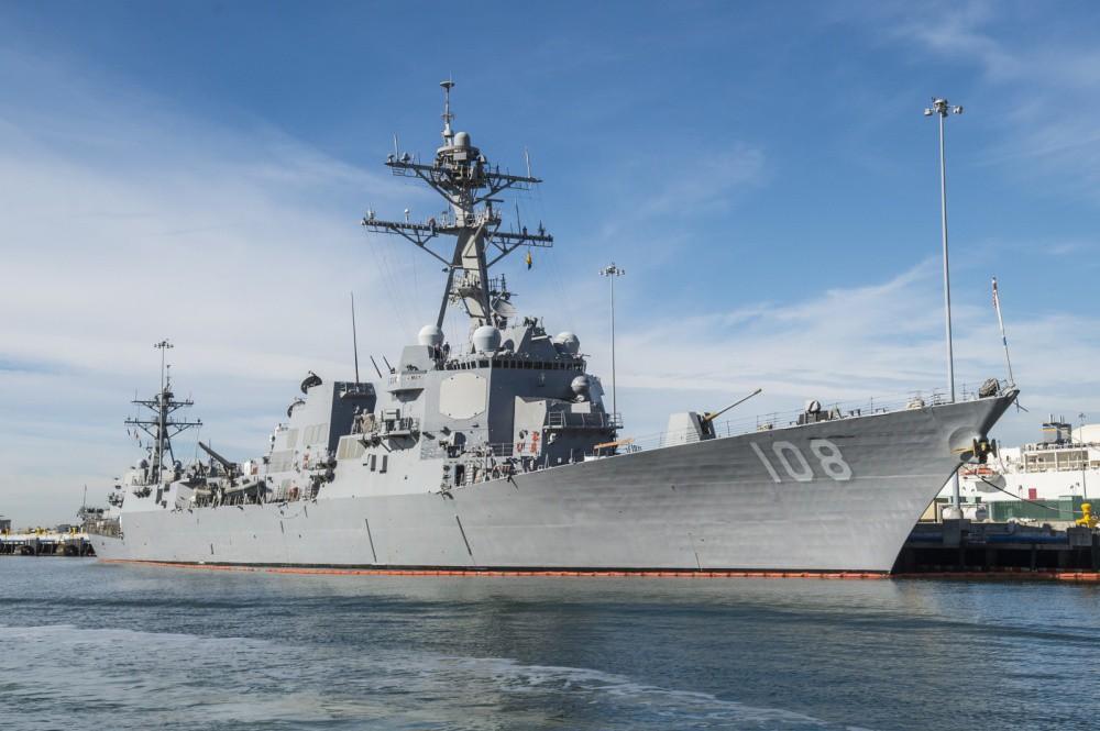 Chiến hạm Mỹ mang tên lửa Tomahawk diễn tập cùng ASEAN trên biển Đông - Ảnh 14.