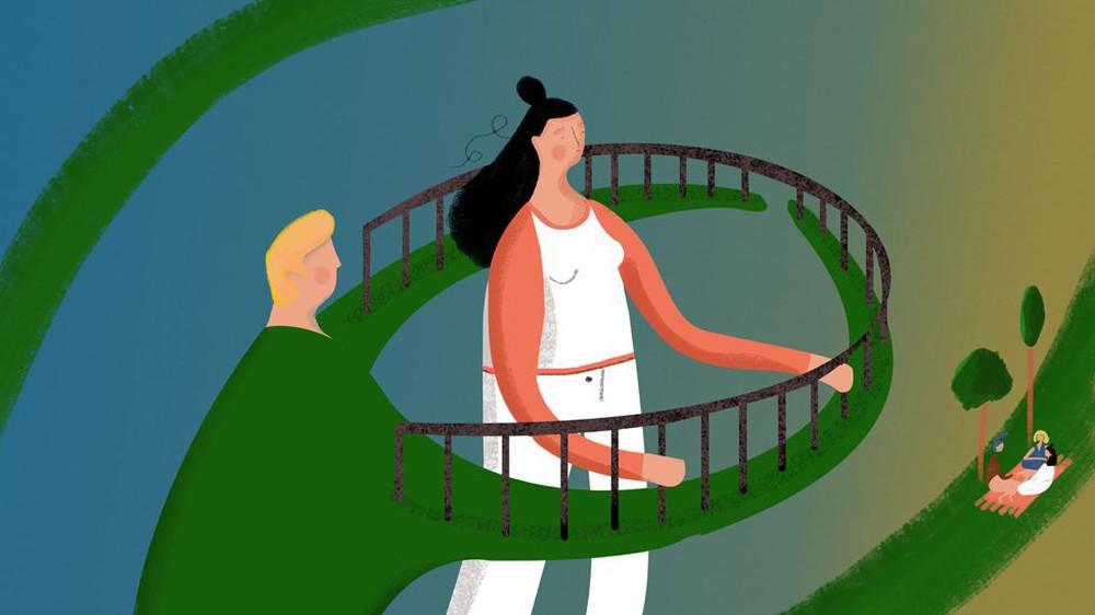 Ai cũng nghĩ chồng tôi là người hoàn hảo - Câu chuyện cổ tích vỡ vụn của người vợ phải chịu đựng bạo hành tinh thần trong chính tổ ấm của mình - Ảnh 5.