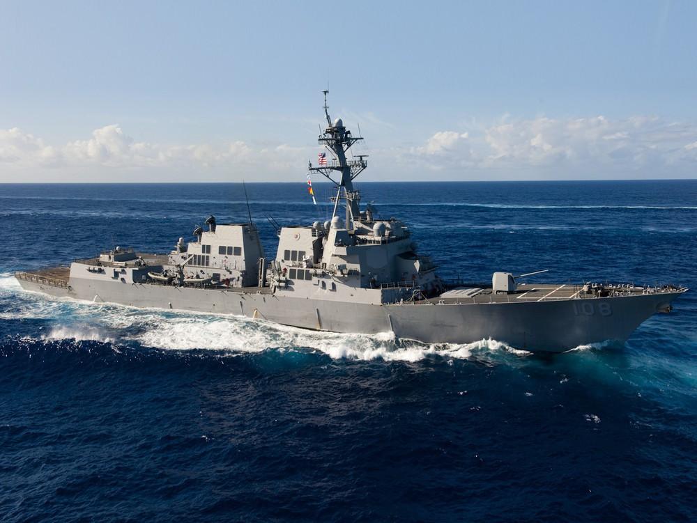 Chiến hạm Mỹ mang tên lửa Tomahawk diễn tập cùng ASEAN trên biển Đông - Ảnh 9.
