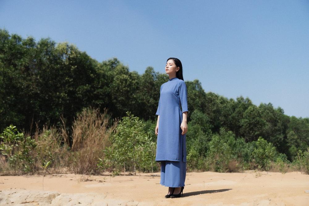 Hot girl Cả một đời ân oán Hạ Anh xinh đẹp trong tà áo dài, tiết lộ dự án với tài tử TVB - Ảnh 8.