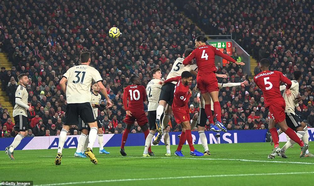 Đập tan vua lì đòn Man United, Liverpool khiến cả Premier League phải cúi đầu - Ảnh 1.