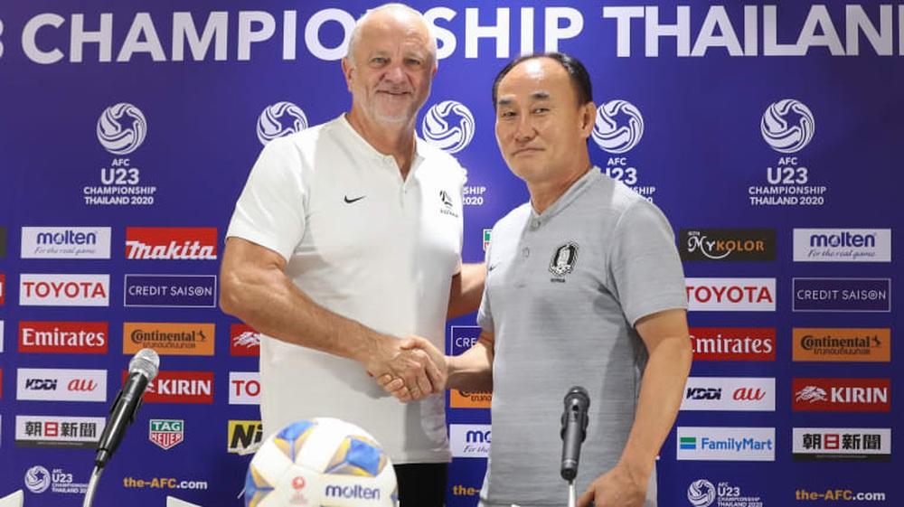 Đội bóng quê hương của thầy Park gặp khó nhưng cánh cửa vào Chung kết vẫn rộng mở - Ảnh 1.