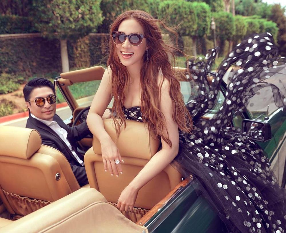Nữ diễn viên làm dâu nhà giàu số 1 Hong Kong: Bố chồng tuyên bố thưởng nóng 3000 tỷ nếu mang bầu lần 5 - Ảnh 6.
