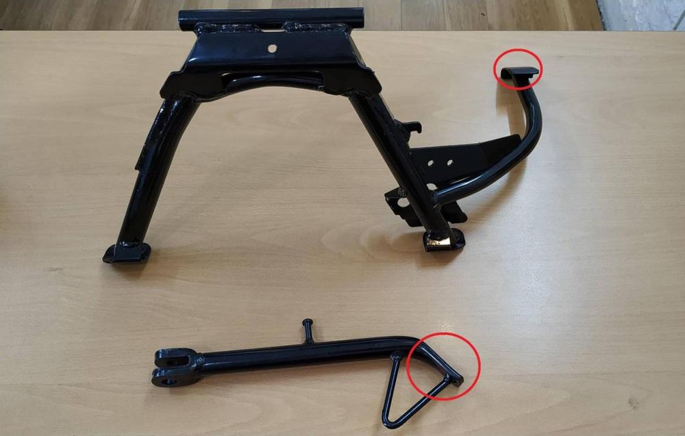 Xe giống SH nhưng giá bằng 1/3: Sau màn dằn mặt của Honda, Pega gửi tâm thư khiêu khích - Ảnh 1.