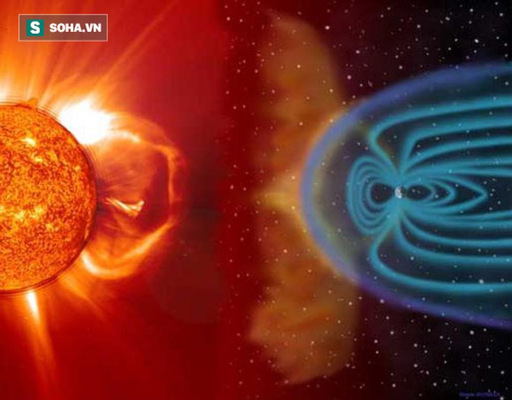 Bão Mặt Trời - Cơn thịnh nộ phát ra từ lò hạt nhân khổng lồ đáng sợ thế nào? - Ảnh 1.