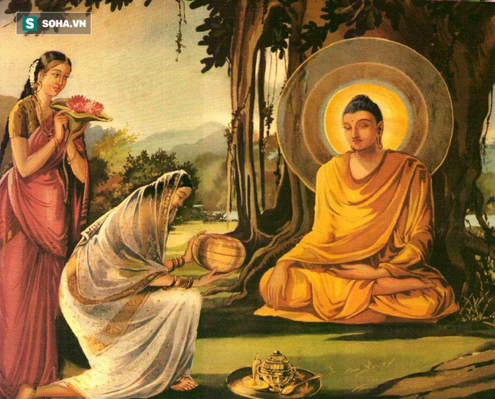 Mời Đức Phật đến nhà, cô gái bị nói lẳng lơ song chỉ với 1 câu hỏi Ngài đã hóa giải tất cả - Ảnh 1.