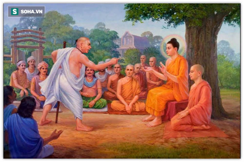 Mời Đức Phật đến nhà, cô gái bị nói lẳng lơ song chỉ với 1 câu hỏi Ngài đã hóa giải tất cả - Ảnh 2.