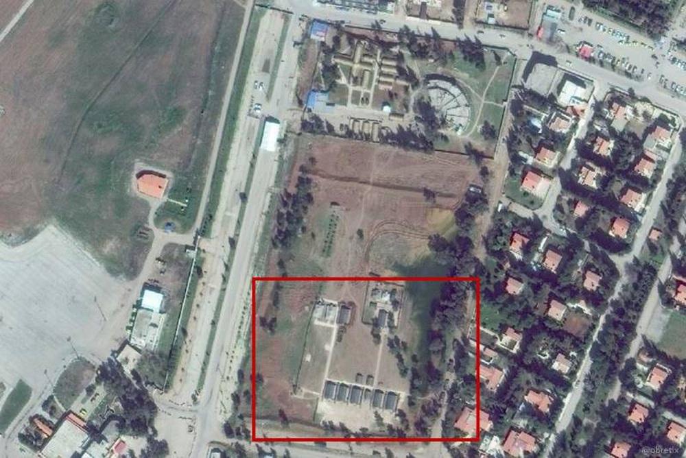 Căn cứ quân sự khổng lồ của Nga ở Syria lộ diện: Đầu não chỉ huy không quân mới? - Ảnh 1.