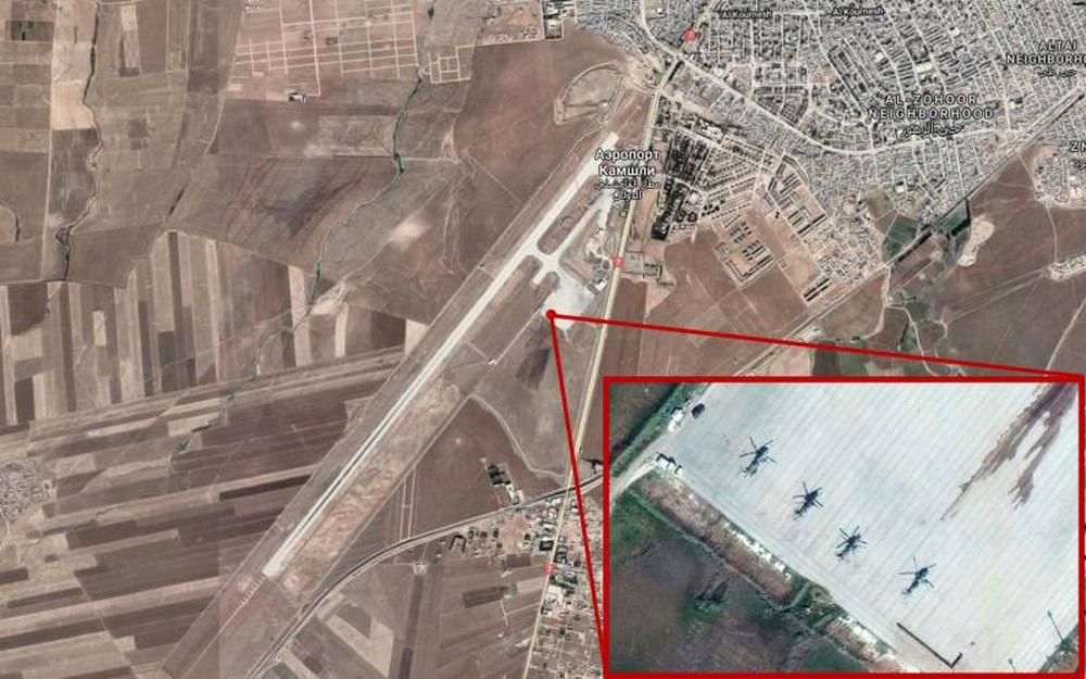 Căn cứ quân sự khổng lồ của Nga ở Syria lộ diện: Đầu não chỉ huy không quân mới? - Ảnh 3.