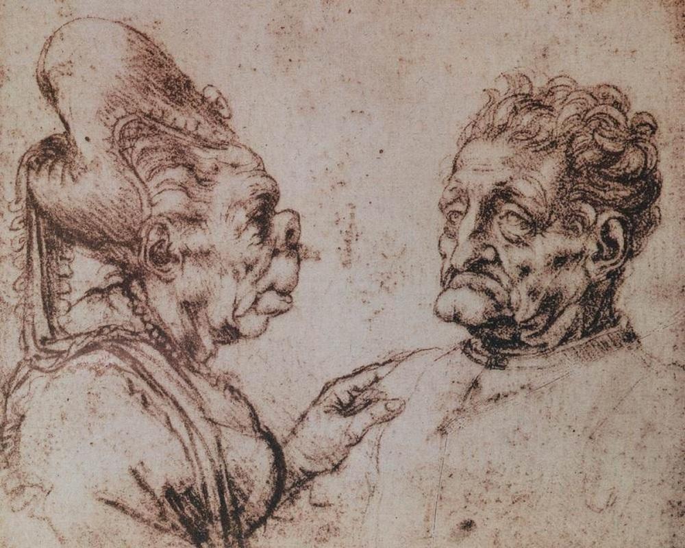Giải mã bí ẩn trong những bức họa xấu xí trong sổ tay của Leonardo da Vinci - Ảnh 5.