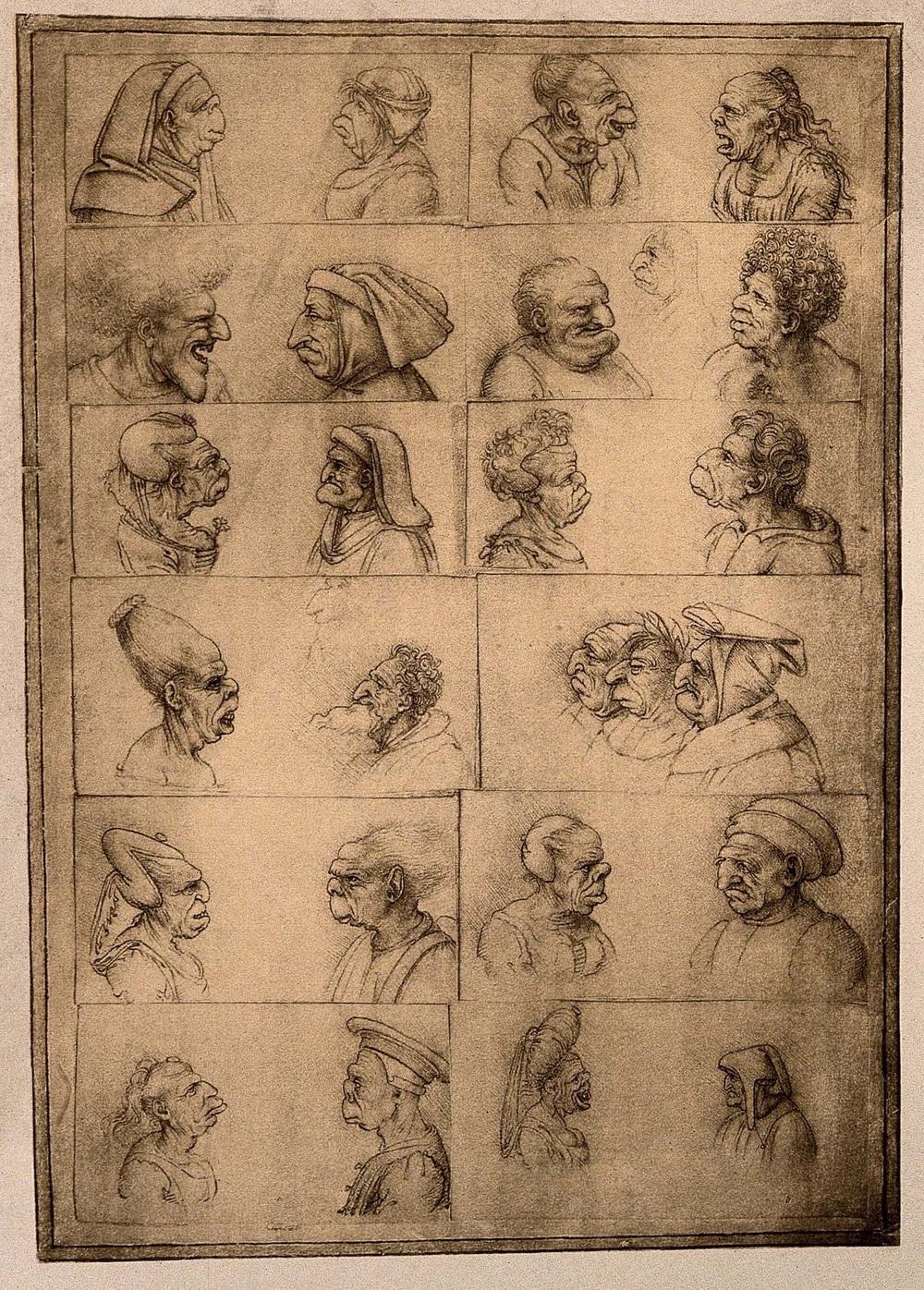 Giải mã bí ẩn trong những bức họa xấu xí trong sổ tay của Leonardo da Vinci - Ảnh 8.