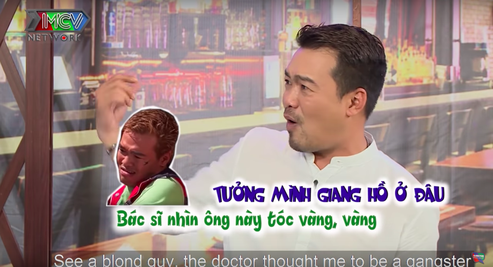 Trùm phản diện Huy Cường: Vào bệnh viện thăm con, bác sĩ tưởng tôi là giang hồ - Ảnh 1.