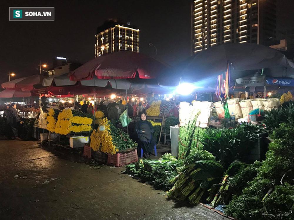 Doanh thu giảm 80%, tiểu thương chợ hoa Quảng An chỉ dám nhập cầm chừng - Ảnh 7.
