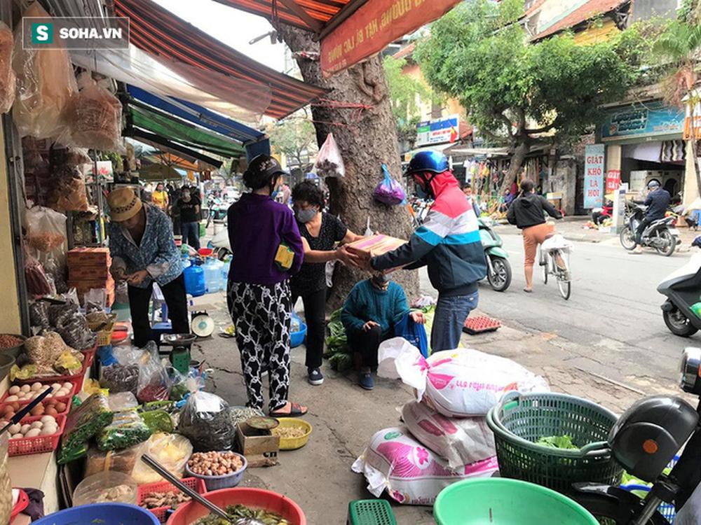 Chợ Châu Long bật Ghen Cô Vy sau tin Hà Nội có ca nhiễm Covid-19 - Ảnh 4.