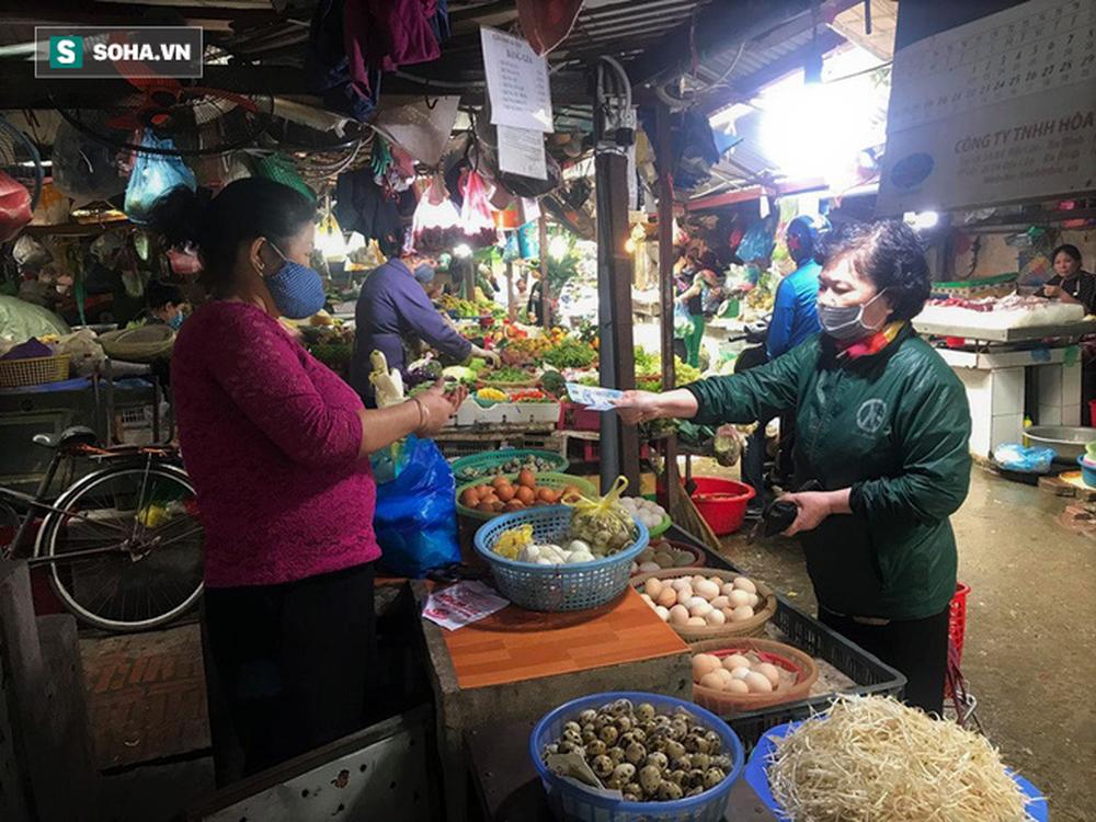 Chợ Châu Long bật Ghen Cô Vy sau tin Hà Nội có ca nhiễm Covid-19 - Ảnh 6.