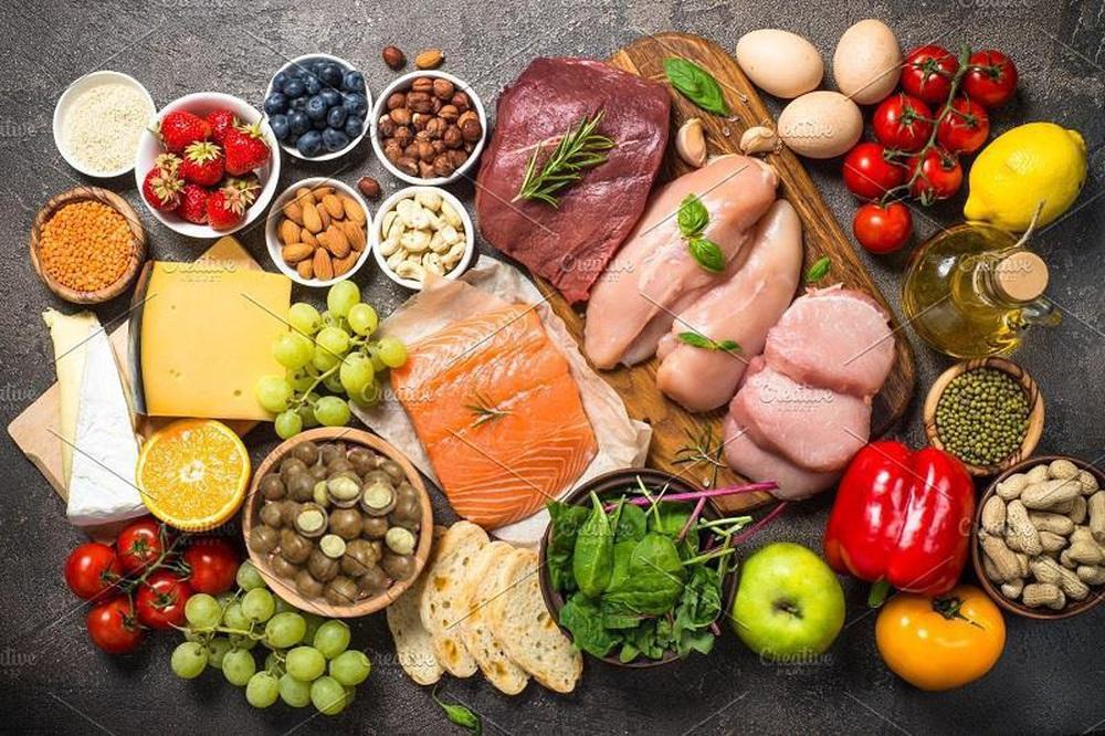 Chế độ dinh dưỡng nâng cao sức đề kháng - Ảnh 1.
