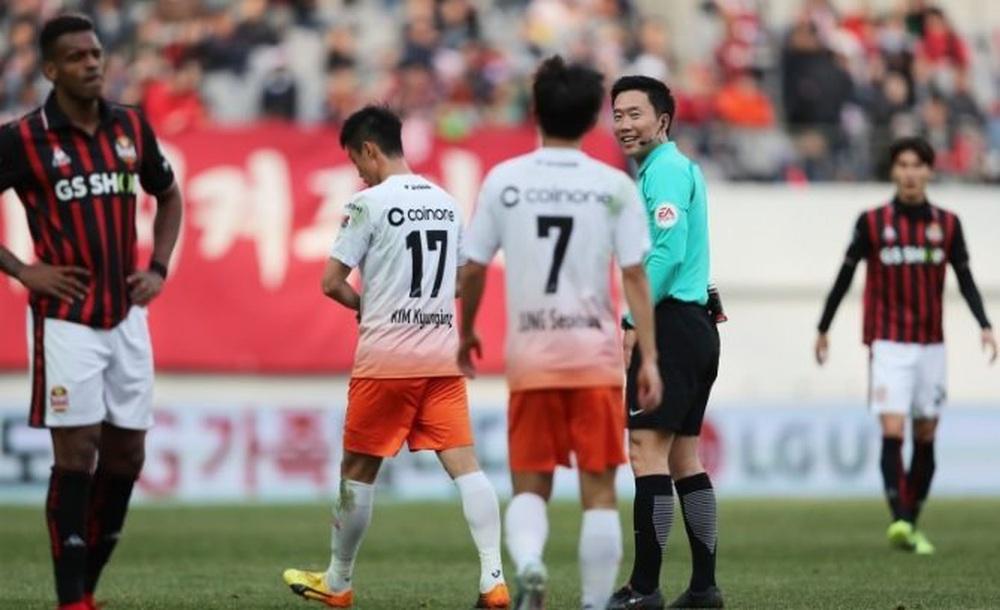 Trọng tài Hàn Quốc từng suýt mất nghiệp vì xử ép U23 Việt Nam giờ ra sao? - Ảnh 2.