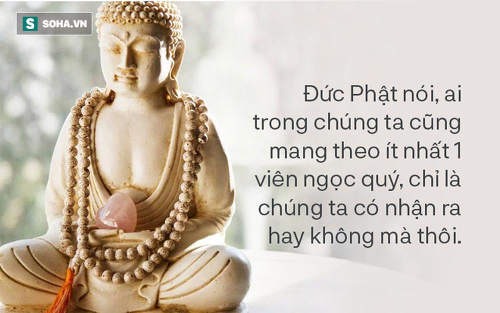 Người đàn ông gặp bạn, được tặng 1 thứ giúp đổi vận và bài học Đức Phật dạy mỗi chúng ta - Ảnh 3.
