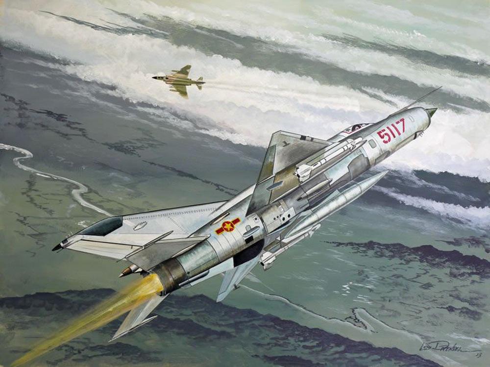 Sốc với dàn tiêm kích MiG tung hoành ở đơn vị siêu bí mật của Không quân Mỹ - Ảnh 2.