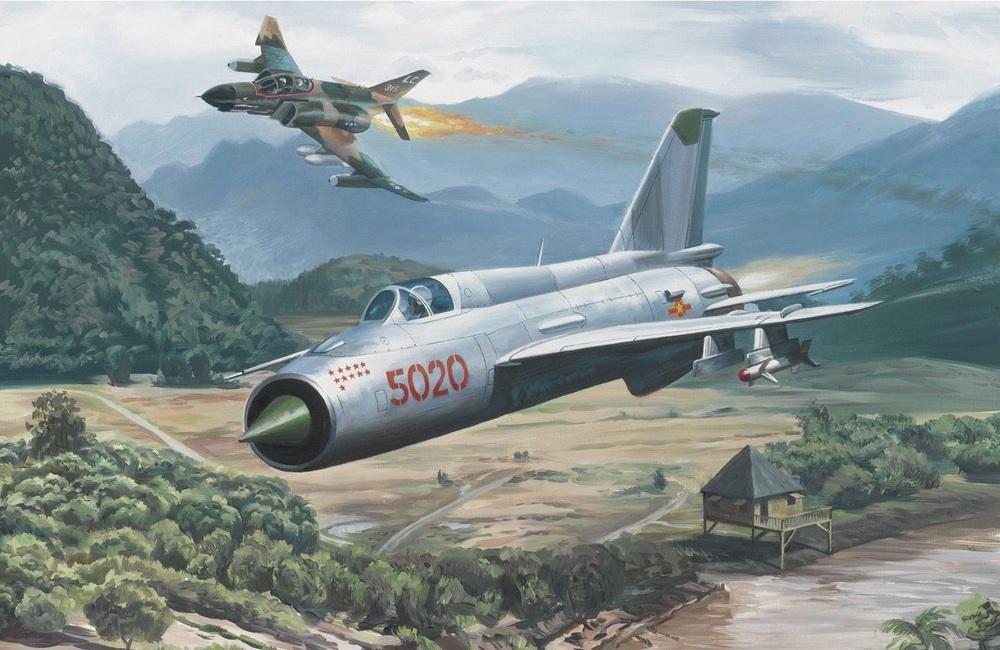 Sốc với dàn tiêm kích MiG tung hoành ở đơn vị siêu bí mật của Không quân Mỹ - Ảnh 5.