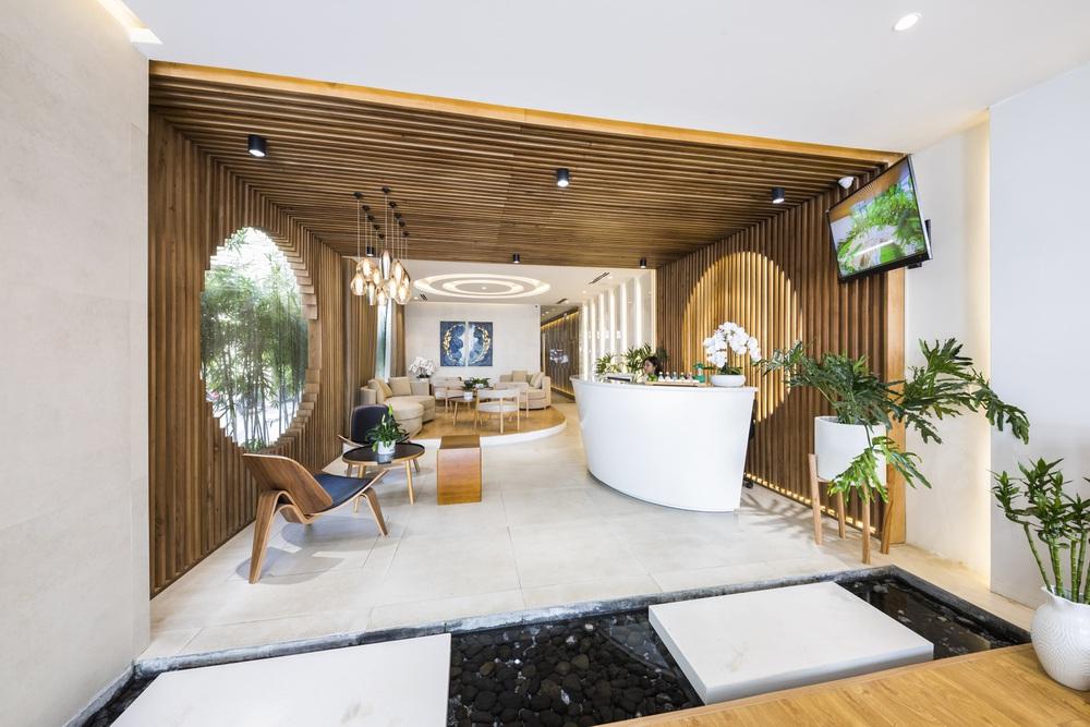 Vườn treo tại Đà Nẵng được cải tạo từ căn nhà xây dang dở xuất hiện long lanh trên báo Mỹ - Ảnh 4.