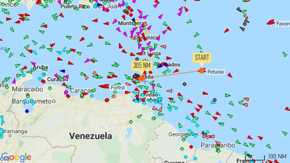 NÓNG: Liên tiếp đột phá, tỷ số sắp là 3-0, Venezuela-Iran dẫn trước - Cái gọi là vòng vây của Hải quân Mỹ rách toang? - Ảnh 25.