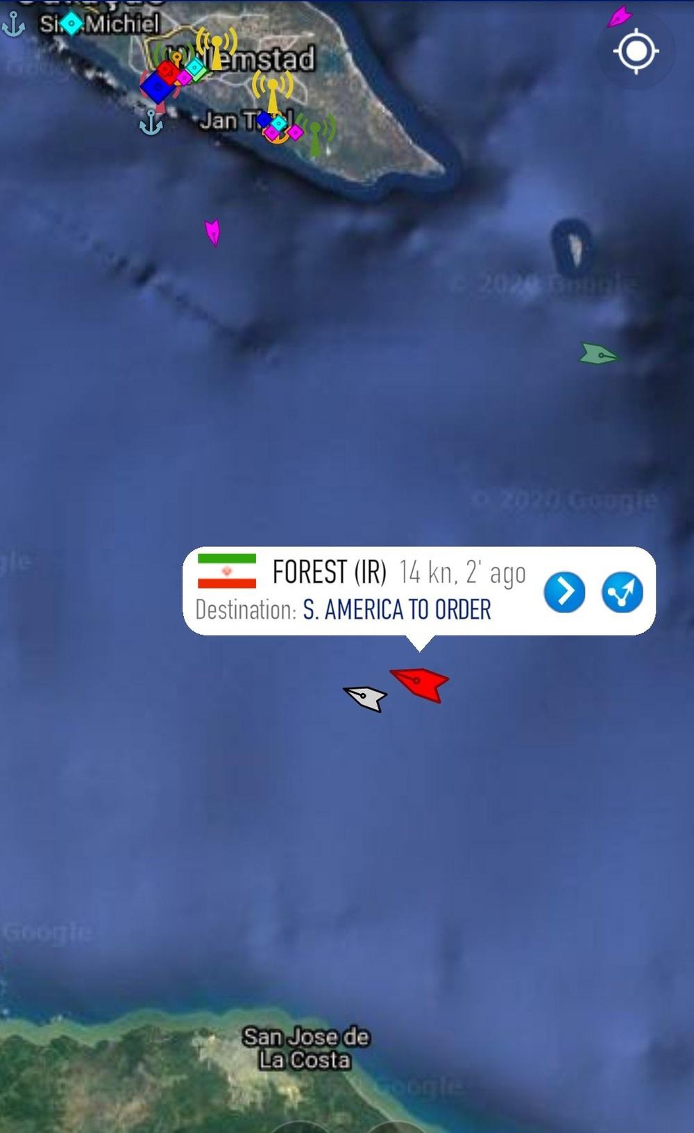 NÓNG: Liên tiếp đột phá, tỷ số sắp là 3-0, Venezuela-Iran dẫn trước - Cái gọi là vòng vây của Hải quân Mỹ rách toang? - Ảnh 10.