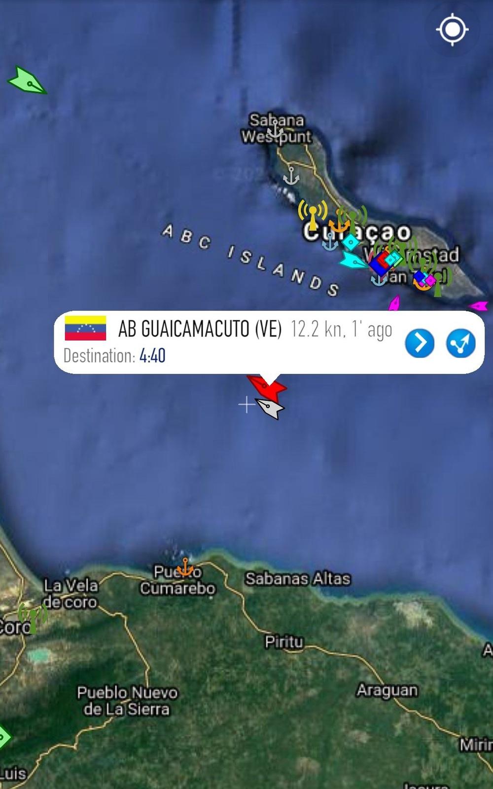 NÓNG: Liên tiếp đột phá, tỷ số sắp là 3-0, Venezuela-Iran dẫn trước - Cái gọi là vòng vây của Hải quân Mỹ rách toang? - Ảnh 7.