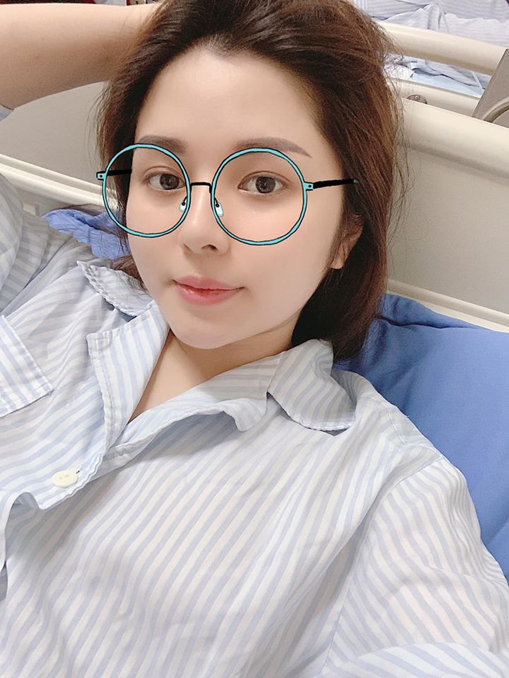 MC Diệu Linh mắc ung thư máu - Ảnh 4.