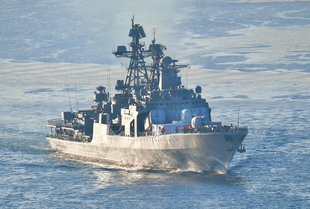 FONOP - kiếm lệnh bá chủ đại dương của Mỹ đang bị thử thách: Nga ra đòn Knock-out! - Ảnh 3.