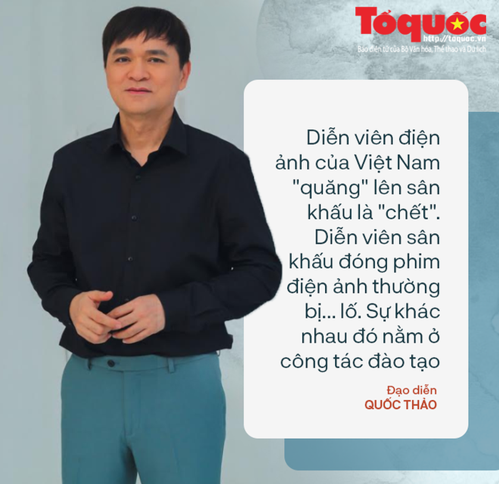 Đạo diễn Quốc Thảo: Mỗi lần nghe điện thoại của Hồng Vân, Thành Lộc ở Việt Nam sang là tôi sợ lắm - Ảnh 2.
