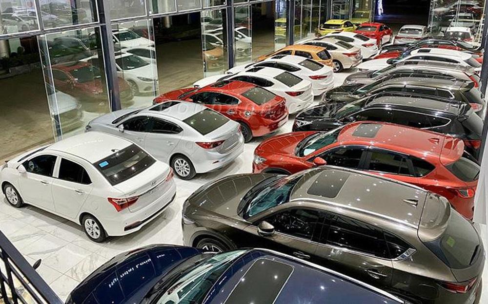 Thị trường ô tô Việt Nam đầu năm 2021 ảm đạm nhưng có nhiều tín hiệu tốt