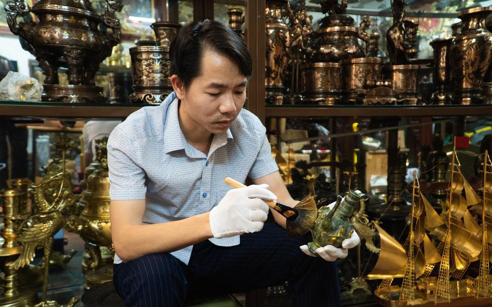 CEO Đinh Lâm Tới và King Gold Art phát triển dòng quà tặng vàng cao cấp Việt Nam