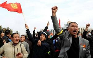 Tổng thống Kyrgyzstan từ chức có giúp tình hình đất nước sớm ổn định? - ảnh 2