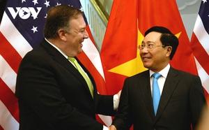 Ngoại trưởng Mỹ Pompeo ủng hộ một Việt Nam hùng mạnh, thịnh vượng, và độc lập - ảnh 1