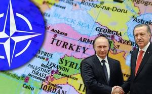 Tình hình Syria: Quân đội Thổ Nhĩ Kỳ dùng UAV tấn công Syria - ảnh 1