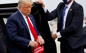 Gần một nửa người Mỹ qua khảo sát ủng hộ ông Trump tái tranh cử năm 2024 - ảnh 1