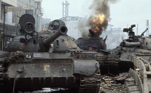"""Chiến sự Syria: Oanh kích dữ dội vào Latakia và Idlib, quân đội Syria đẩy lực lượng thánh chiến vào """"chảo lửa"""" - ảnh 2"""