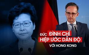 Pháp tuyên bố không phê chuẩn hiệp ước dẫn độ với Hong Kong (Trung Quốc) - ảnh 1