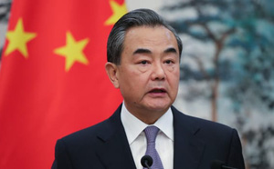 Trung Quốc phản ứng mạnh, Đài Loan hé lộ cách 'chào đón' mùa COVID-19 trước phái đoàn Bộ trưởng Mỹ - ảnh 1