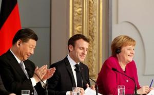 Thay đổi chiến lược của EU trong quan hệ với Trung Quốc - ảnh 1