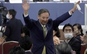 Tân Thủ tướng Nhật Bản Yoshihide Suga - Sứ mệnh 'vượt qua thách thức' - ảnh 2
