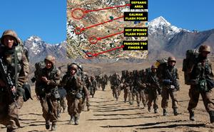 Quan chức Mỹ vừa tới Đài Loan, quân đội Trung Quốc rầm rộ tập trận - ảnh 1