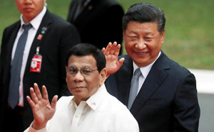 Philippines không chấp nhận để Trung Quốc đẩy Mỹ ra khỏi biển Đông - ảnh 1