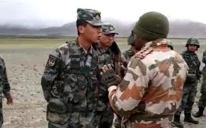 Lần đầu tiên có ảnh quân đoàn Lửa và Cuồng nộ của Ấn Độ kể từ khi đụng độ với TQ - ảnh 4