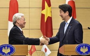 Bước phát triển mới trong quan hệ đối tác chiến lược Việt Nam-Nhật Bản - ảnh 2