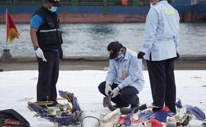 Vụ máy bay Indonesia rơi: Có kết quả từ hộp đen - ảnh 1