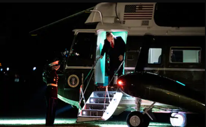 Bị hắt hủi, các con của Tổng thống Trump rời New York - ảnh 1