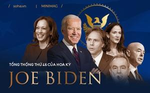 Nội các còn trống vắng của ông Joe Biden - ảnh 1