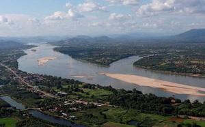 Mực nước sông Mekong tăng nhẹ - ảnh 1